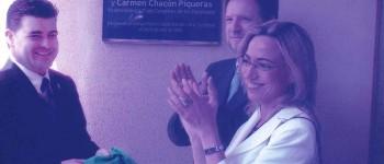 El PSOE del Altoaragón homenajeará a Carme Chacón en Alcubierre el próximo jueves día 27