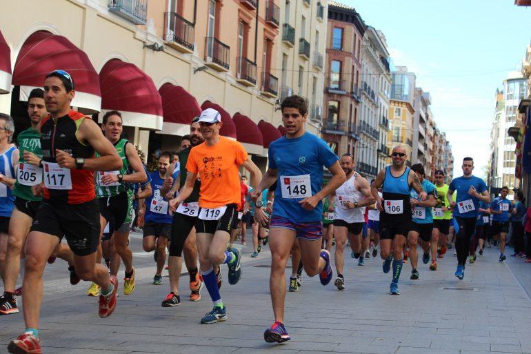 "XXXIX Carrera y XVIII Caminata Popular ""San Jorge"""