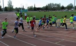 XX Encuentro Municipal de Atletismo Intercentros