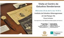 Visita al Centro de Estudios Senderianos