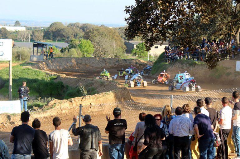 Excepcional ambiente en el Autocross de Esplús