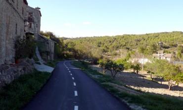 La DPH finaliza la reforma integral del acceso a Castejón de Sobrarbe mientras algunas familias se instalan en la zona