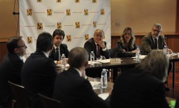 El Patronato del Estudio General de Huesca estudiará las necesidades de la Universidad de Zaragoza para el campus oscense
