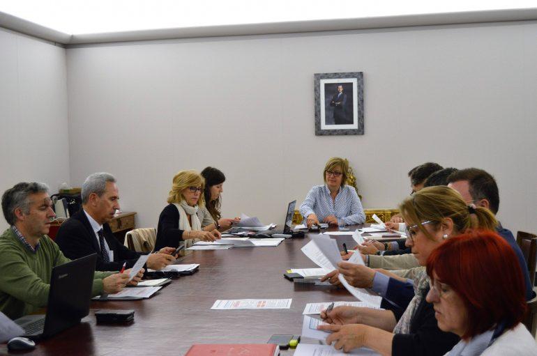 El Consejo Sectorial de Desarrollo apoya la creación de rutas turísticas por la Osca romana, Morería y Judería