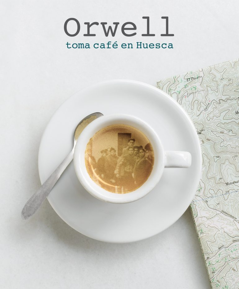 La exposición de Orwell registra más de 11.500 visitantes a mes y medio de su cierre, al que dará continuidad un volumen