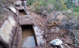 El Ayuntamiento invierte 53.000 euros en el canal de la Almunia para mejorar el suministro de agua a Huesca