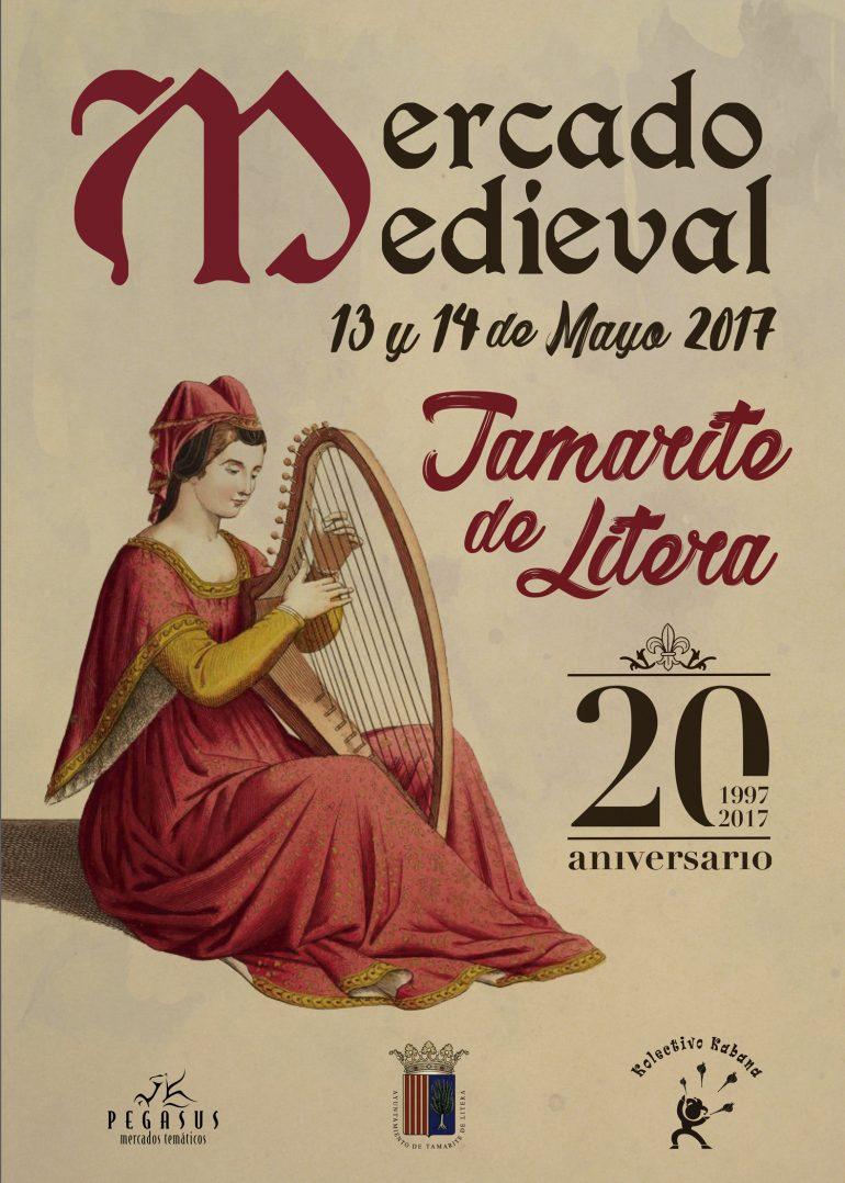 El Mercado Medieval de Tamarite cumple 20 años