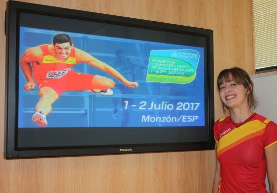 La Copa de Europa de Pruebas Combinadas con sede en Monzón, presentada en el Consejo Superior de Deportes
