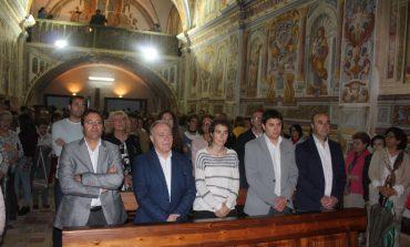 Reabre sus puertas el Santuario de la Virgen de Casbas, en Ayerbe