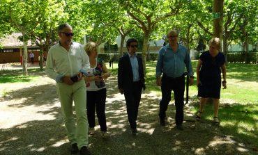 El camping San Jorge reabre este verano con 60 parcelas tras el acondicionamiento realizado por el Ayuntamiento