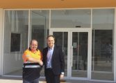 Redexis Gas inicia el suministro de gas natural a la planta de Alternative Swine Nutrition en Fraga