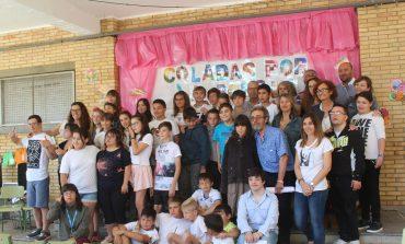 """El I Recital de poesía """"Unidos creamos"""" del colegio de Grañén y la Asociación Down de Huesca, ejemplo de proyecto innovador e integrador en la escuela"""