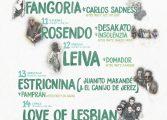 Ya están a la venta las entradas para los conciertos de las fiestas de San Lorenzo