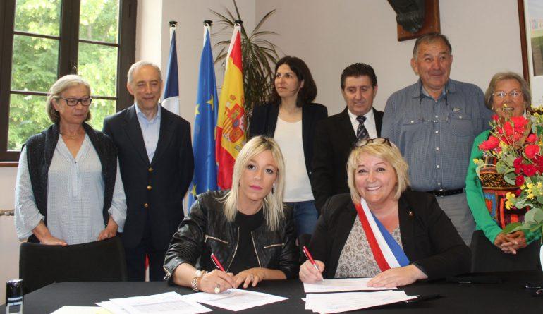 Los Monegros y el Noreste Toulousain han firmado en Francia el convenio de partenariado para la segunda fase de la candidatura del proyecto SE CANTO