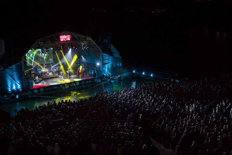 El Cigala y el espíritu de Cohen consagran al flamenco en la primera noche de Pirineos Sur en Lanuza