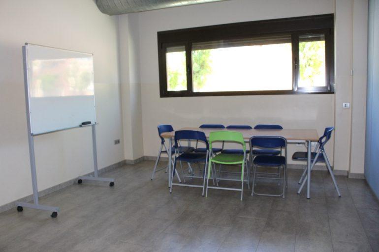 El Centro Cultural y Juvenil de Binéfar contará con un aula de estudio durante los meses de julio y agosto