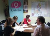 Cedesor planifica las próximas actividades del Proyecto CONCILIA en La Ribagorza y Sobrarbe