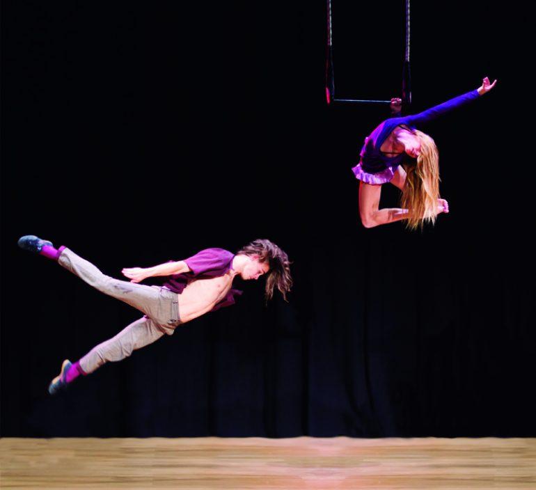 TARDIENTA (HUESCA) aúna este sábado circo y música en un doble programa organizado por Grupo Andante y El Veintiúno en coordinación con el Ayuntamiento monegrino