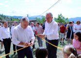 El valle de Lierp rescata la forma de vida rural en un museo etnológico que hoy ha abierto sus puertas