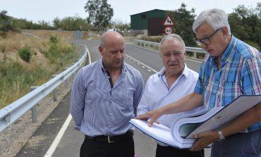 La Sotonera cuenta con una renovada carretera de acceso entre poblaciones que cierra un amplio proceso iniciado en esta zona