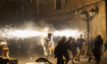 Fonz inicia el viernes sus fiestas mayores con toros de fuego, grupos de versiones y jotas
