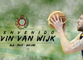 El ala pivot holandés Kevin Van Wijk, nuevo fichaje del Levitec Huesca