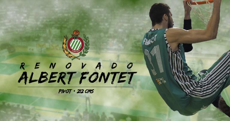Albert Fontet continuará un año más vistiendo la camiseta del Magia
