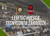 Levitec Huesca / Copa de Aragón