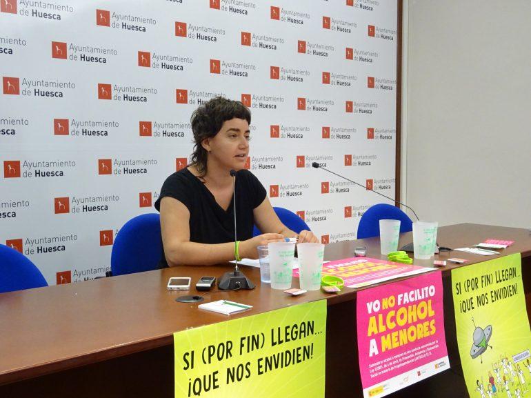 El Ayuntamiento lanza una nueva campaña de prevención y sensibilización para las Fiestas de San Lorenzo 2017