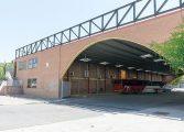 IU lamenta la supresión de servicios en la línea de autobús entre Zaragoza y Fraga