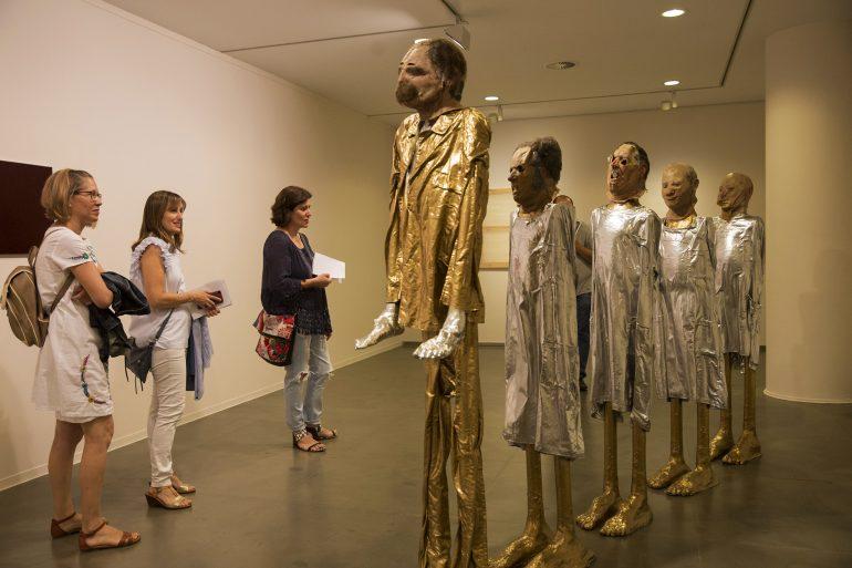 La sala de exposiciones abre la primera gran exposición donde comparten espacio el arte, la medicina y la psiquiatría