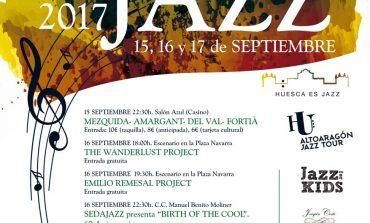Presentación Huesca es Jazz 2017