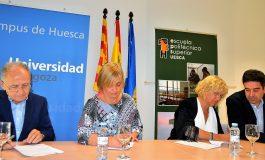 Fundación Daniel Calasanz y la Universidad de Zaragoza colaborarán en la investigación sobre producción ecológica