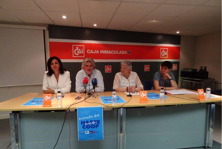 """El Ayuntamiento presenta el segundo ciclo de """"Miércoles del Mundo"""" sobre cooperación y educación para el desarollo"""