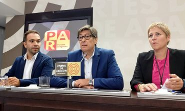 El Partido Aragonés lleva al Pleno de las Cortes la reivindicación de radioterapia para Huesca y el Alto Aragón y para Teruel