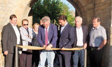 Olona augura un futuro de progreso para Sobrarbe y elogia el carácter emprendedor e innovador de esta comarca