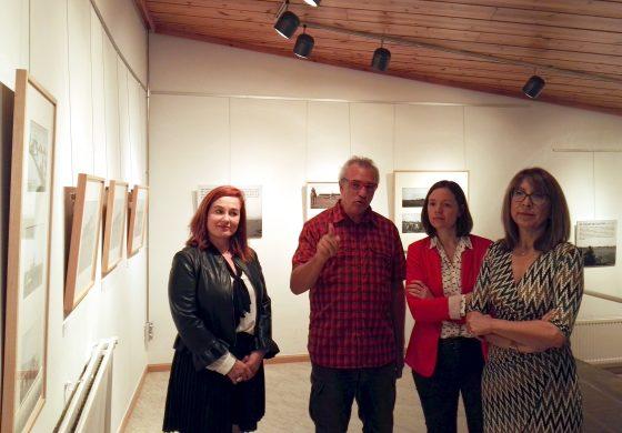 Jaca propone recuperar el sueño de volar en la exposición que recoge un siglo de la aeronáutica altoaragonesa