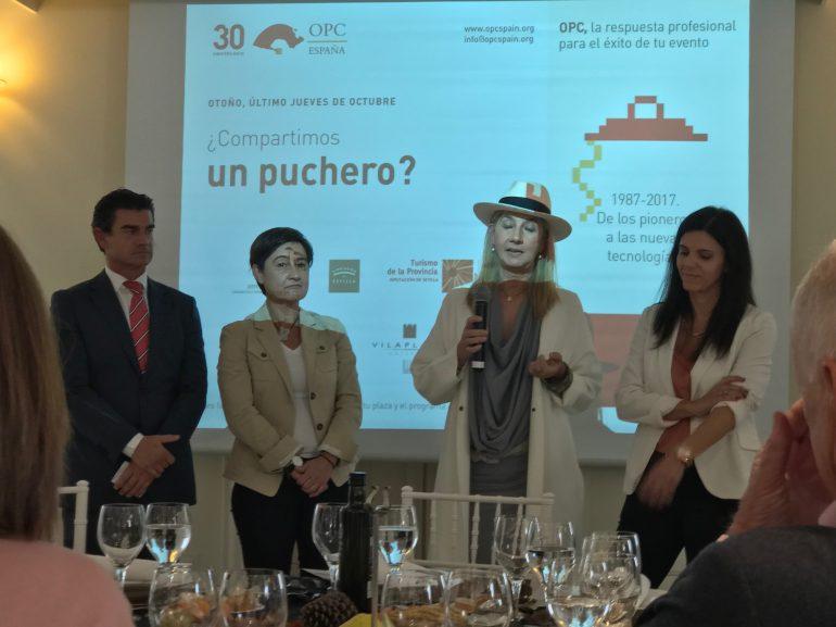 TuHuesca participa en el encuentro en Madrid para empresas españolas organizadoras de Congresos
