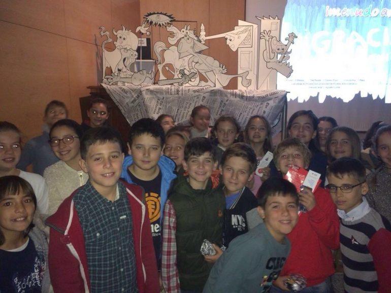 Charla de Agustín Lorés sobre «El Guernica»