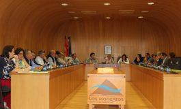 La Comarca de Los Monegros congela las tasas para el año próximo y aprueba el Plan Estratégico de Subvenciones para el periodo 2018-2019