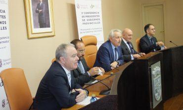 El Presidente de la DPH reclama una financiación local acorde a los servicios que prestan los ayuntamientos