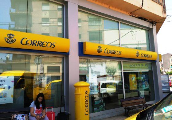 Las oficinas de CORREOS de Monzón, Binefar y Fraga también abren por la tarde
