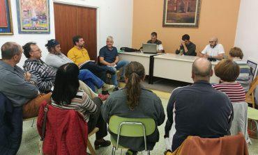 Podemos Huesca debate sobre las consecuencias por la  crisis  entre  los  gobiernos  de  España  y  Catalunya