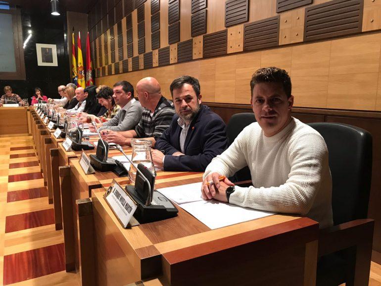 El Pleno Municipal de Huesca aprueba por unanimidad la moción de Ciudadanos  para  crear una Ventanilla Única en el Ayuntamiento