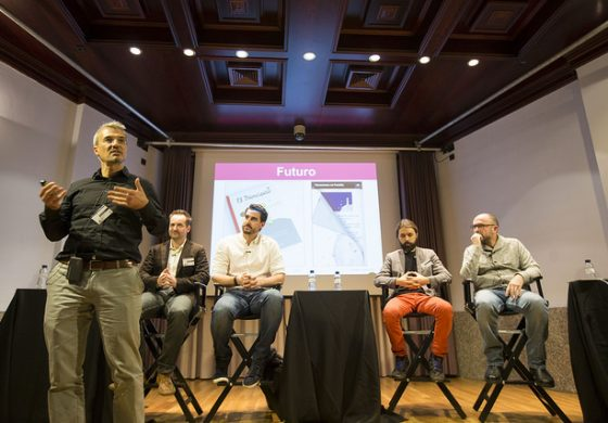 La innovación tiene premio en el Congreso del Libro Electrónico de Barbastro
