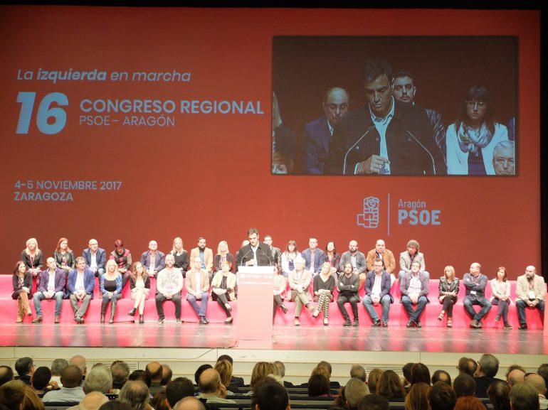 Huesca se integra en el proyecto socialista aragonés para seguir desarrollando sus políticas por el Alto Aragón
