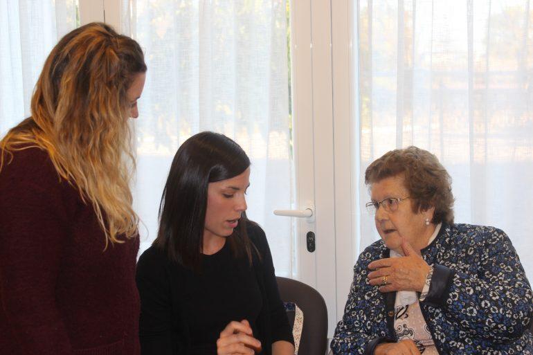 La Comarca de Los Monegros pone en marcha el Programa de Promoción de la Autonomía Personal para mejorar la calidad de vida de las personas mayores