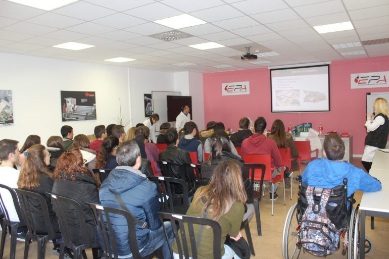 """Arranca una nueva edición del programa """"Juventud Emprendedora"""" que organiza el Área de Fomento de la Comarca de Los Monegros"""