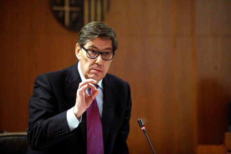 Aliaga «Solo aceptaremos un muevo modelo de financiación autonómica que sea para Aragón mejor que el anterior»
