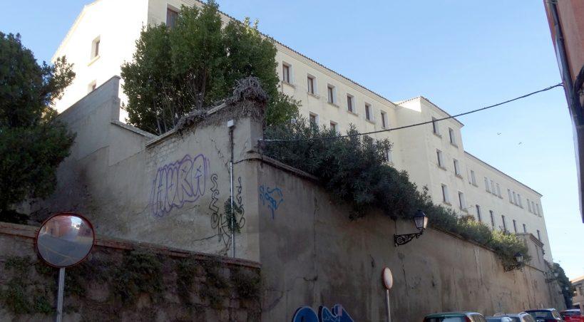 PAR-Huesca valora que la ciudad debe convertir en una oportunidad la penosa devolución del Seminario por la Universidad